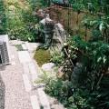 京風路地庭